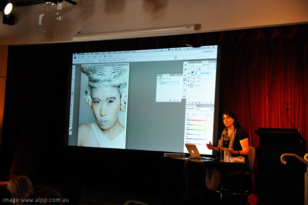 Michelle Kenna - Hair of the Dog conference, Brisbane, 2011